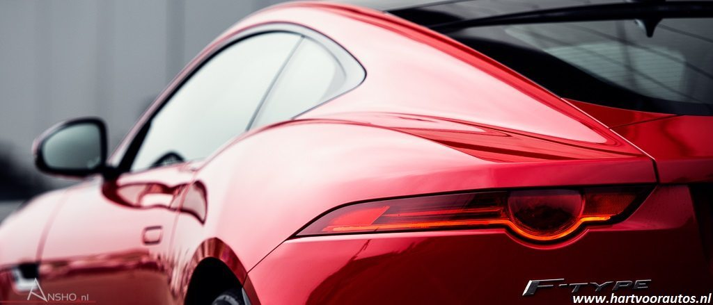 Jaguar F-Type Coupé V6 S - www.hartvoorautos.nl