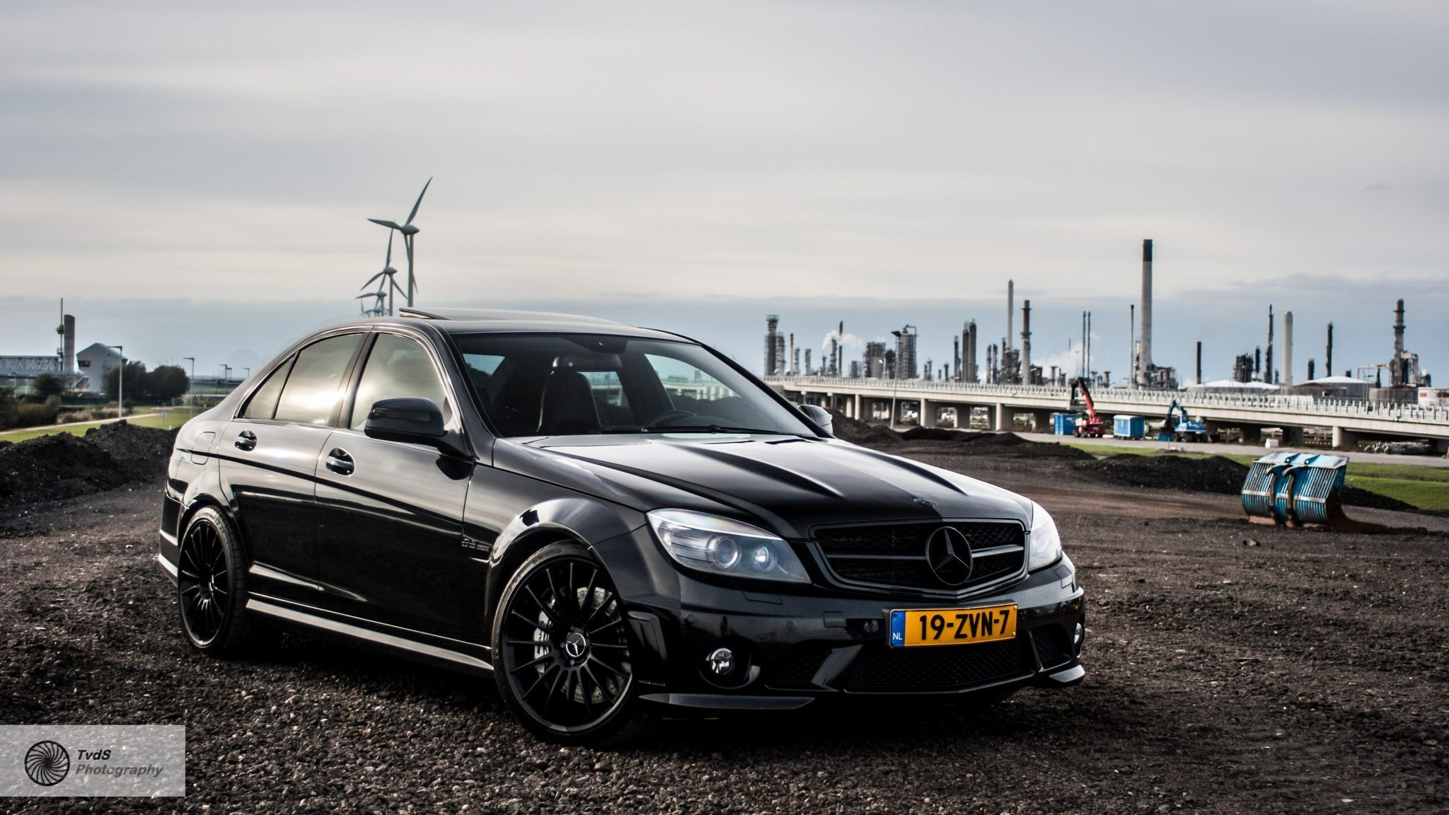 is dit de dikste mercedes benz c63 amg van nederland. Black Bedroom Furniture Sets. Home Design Ideas