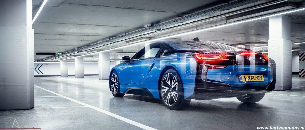 BMW i8 - www.hartvoorautos.nl