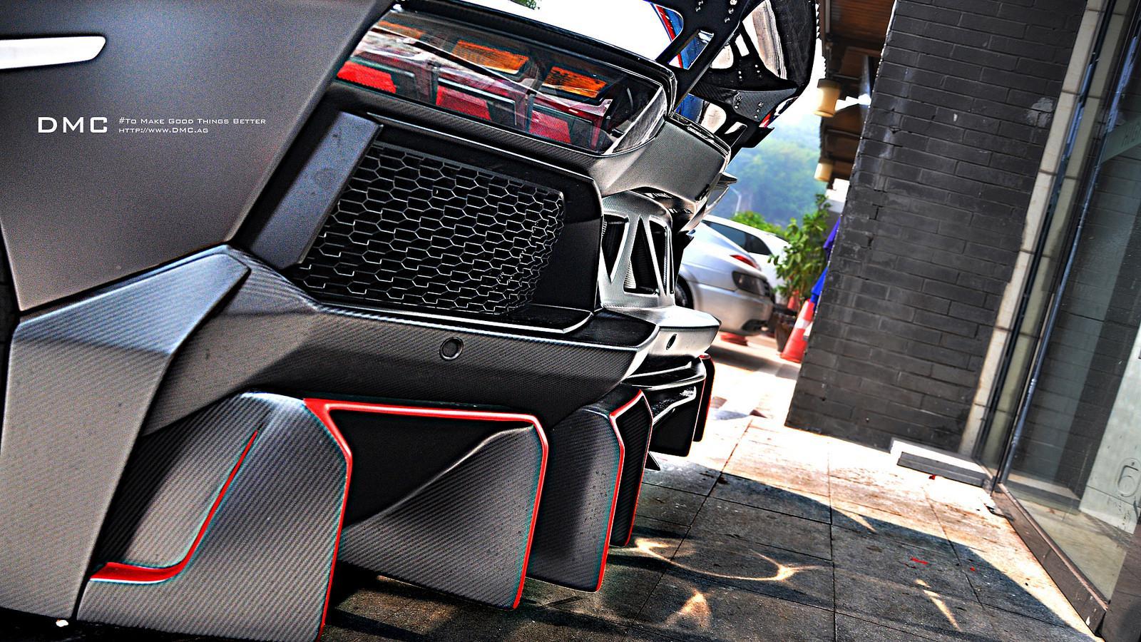 Lamborghini Aventador LP988-4 Edizione GT