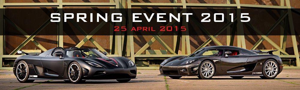 Spring Event 2015