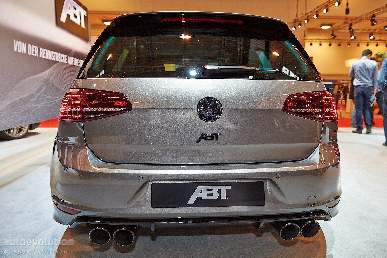 Dit is de 400 pk VW Golf R van ABT! | Hartvoorautos.nl  Jd