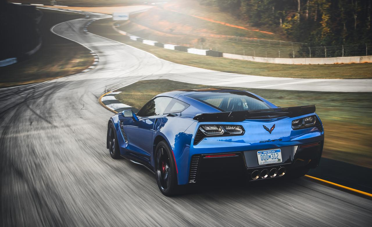 [Wallpapers] 2015 Chevrolet Corvette C7 Z06 | Hartvoorautos.nl