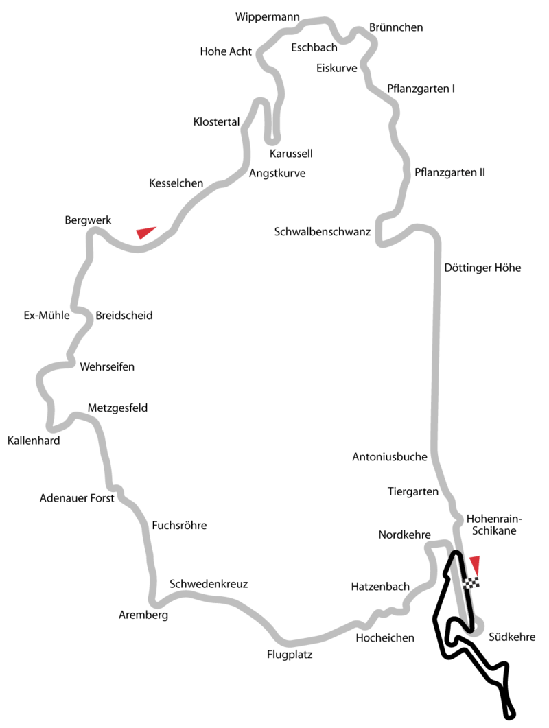 Nürburgring-Nordschleife