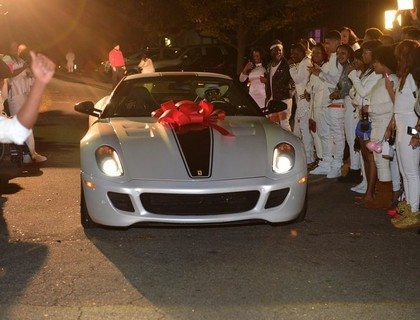 Ferrari 599 GTO Lil Wayne