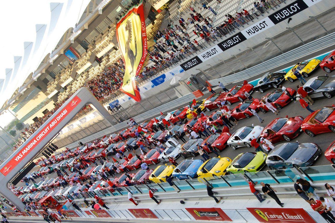 Ferrari Finali Mondiali 2014