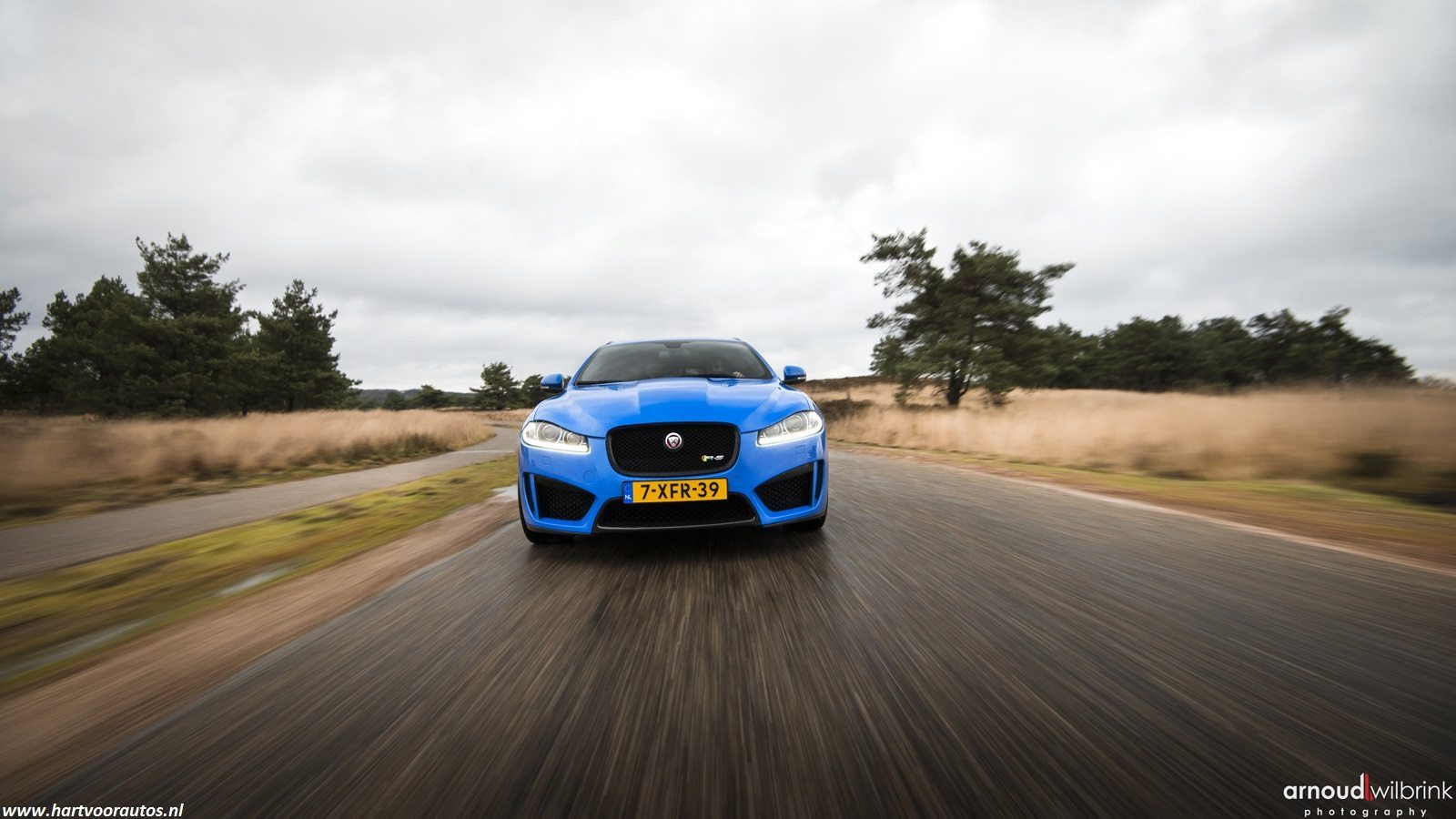 Jaguar XFR-S Sportbrake - www.hartvoorautos.nl