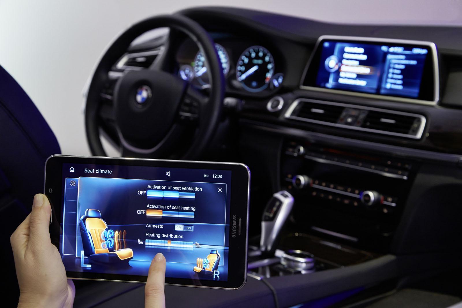 2016 BMW iDrive