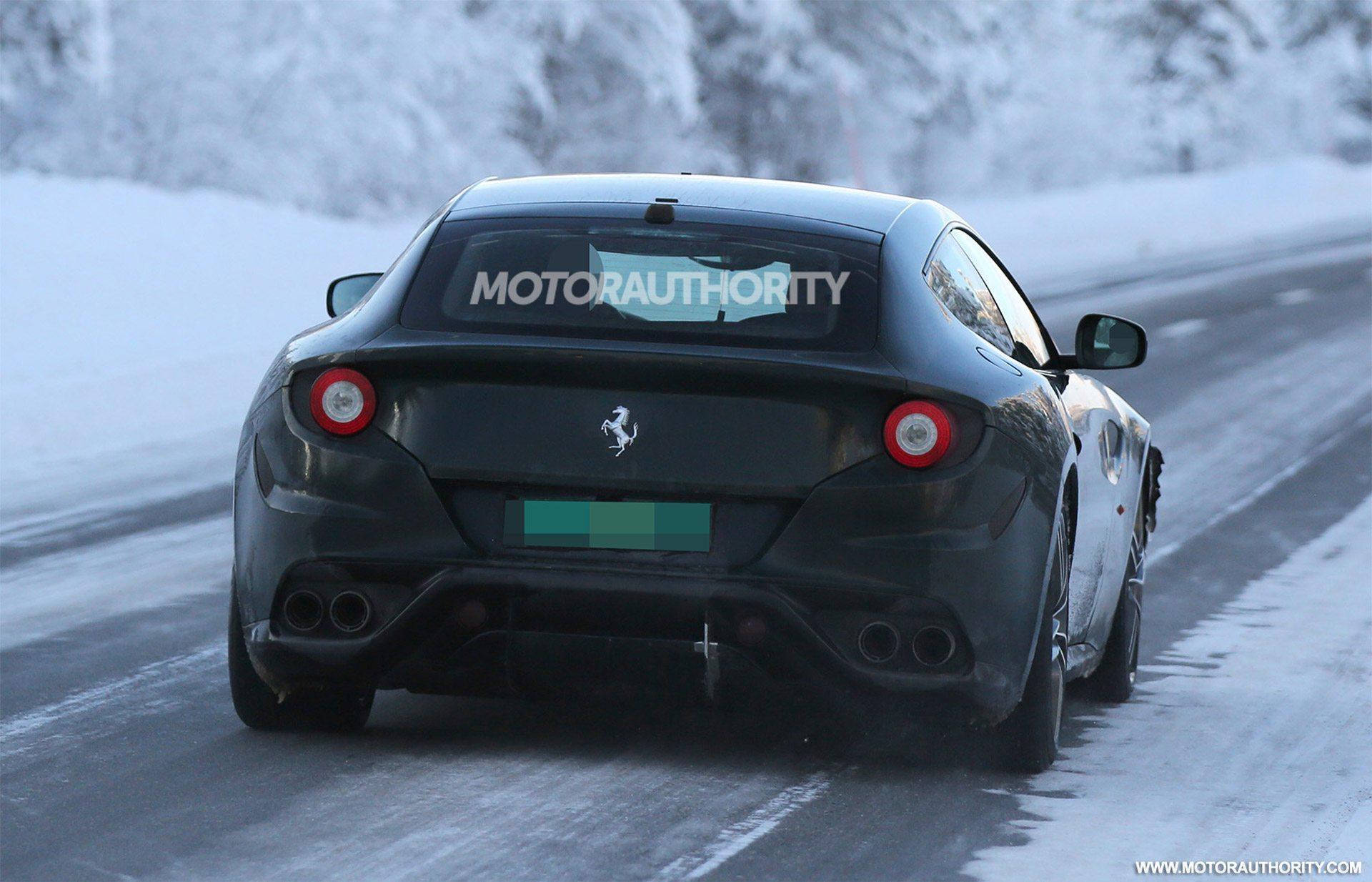 2016 Ferrari FF Facelift