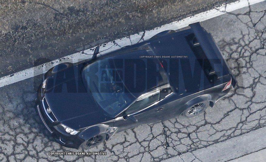 2017 Mid Engined Chevrolet Corvette