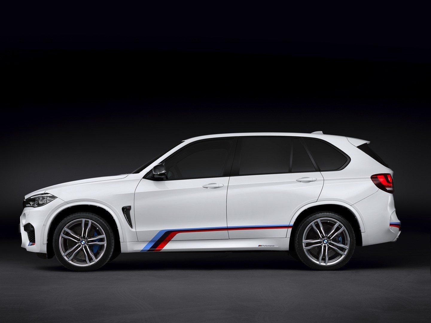 BMW X5 M - M Performance Parts