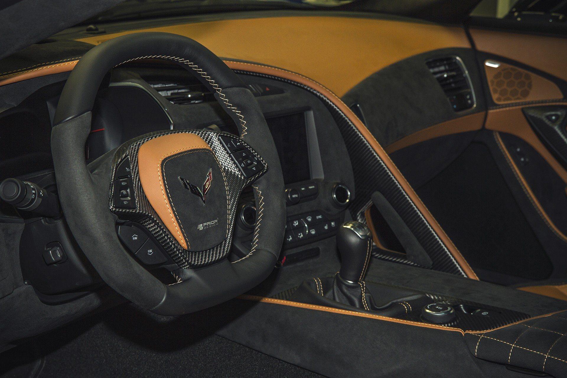 Corvette C7 Stingray PDR700 Prior-Design
