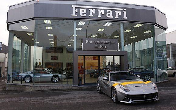 Ferrari F12 Berlinetta Tour de France 64  (1)