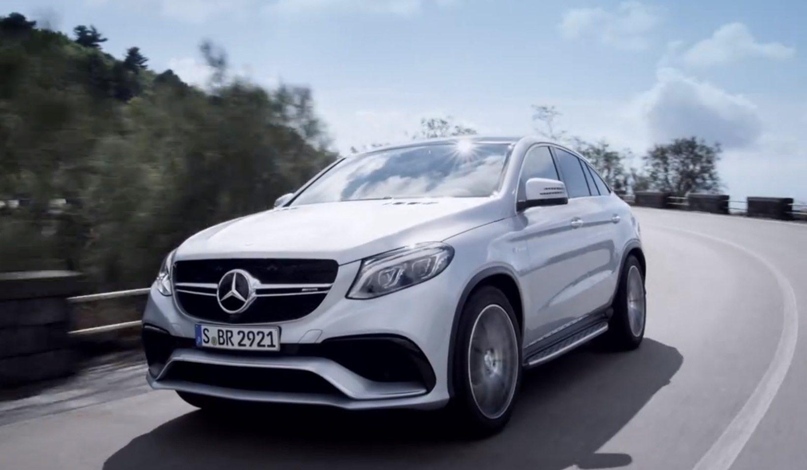 Mercedes-Benz GLE 63 AMG Coupé