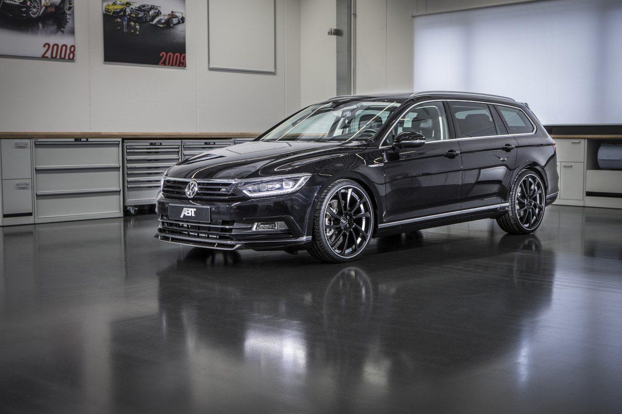 ABT Volkswagen Passat 2.0 BiTDI