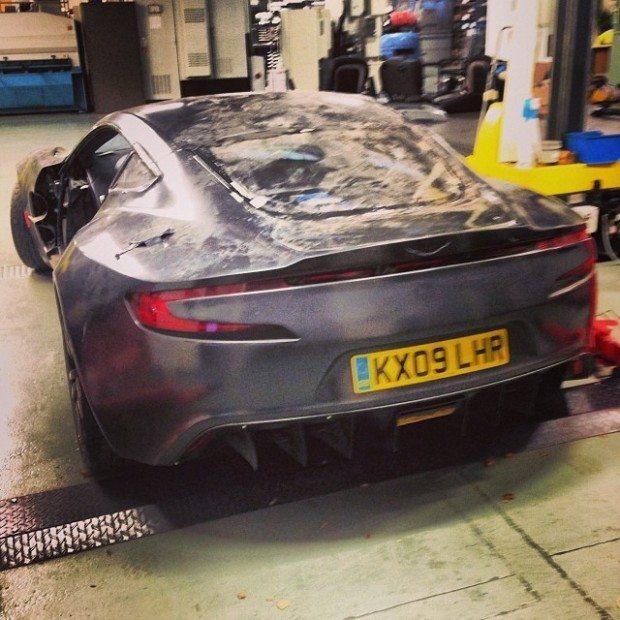 De Aston Martin Vulcan Wordt Een Circuit Monster
