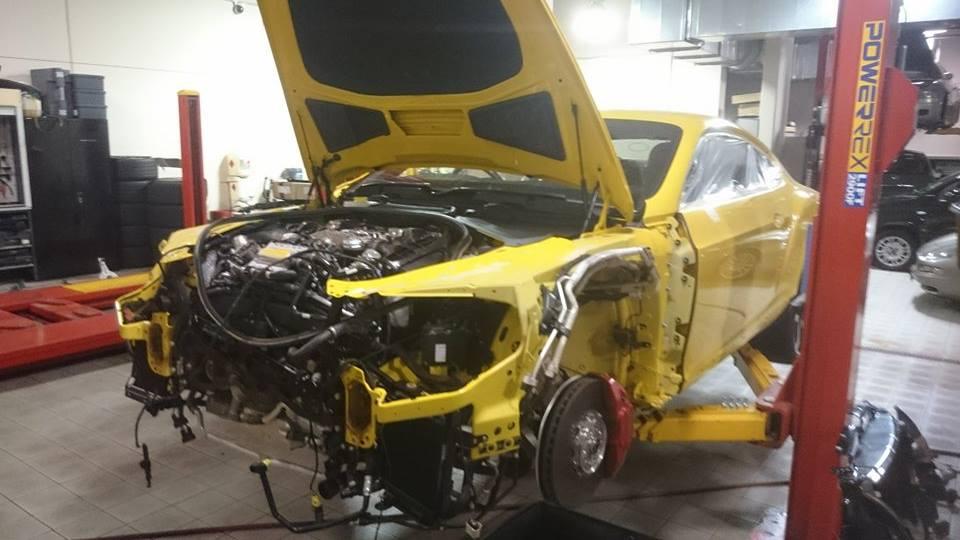 Bentley Continental GT V8 S - Top Gear