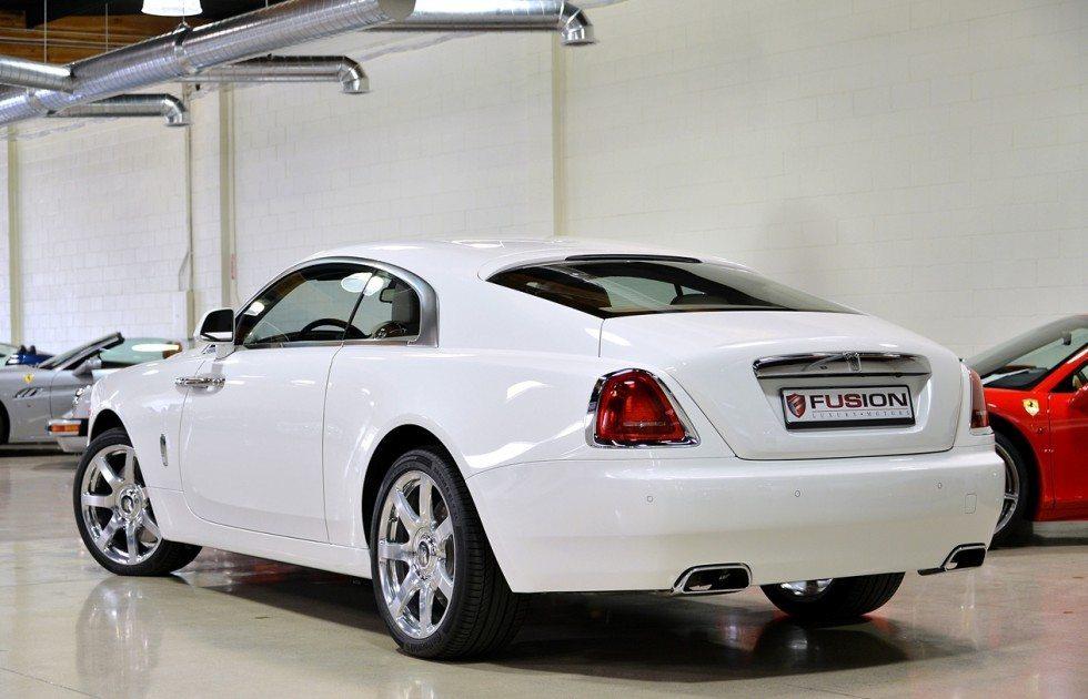 Floyd Mayweather Rolls-Royce Wraith