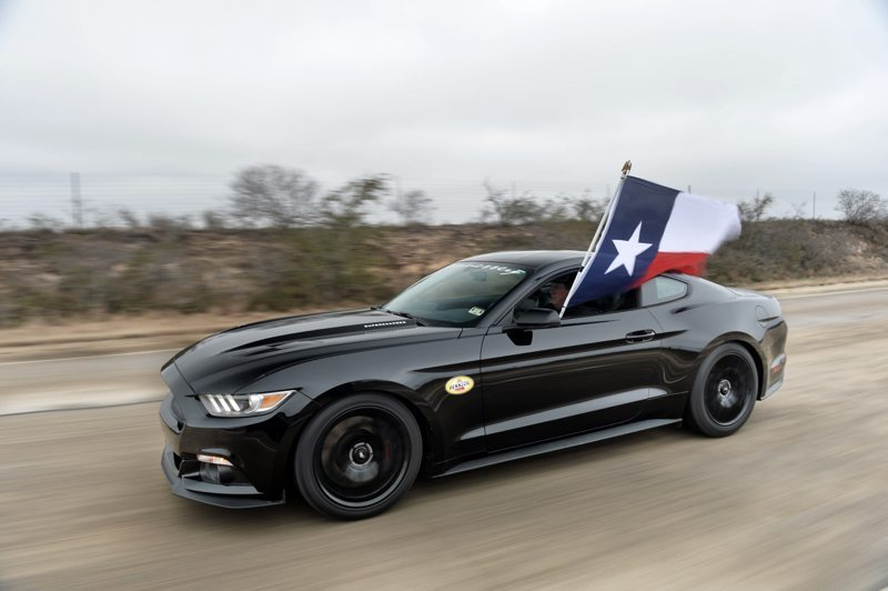Hennessey Mustang HPE700 Supercharged