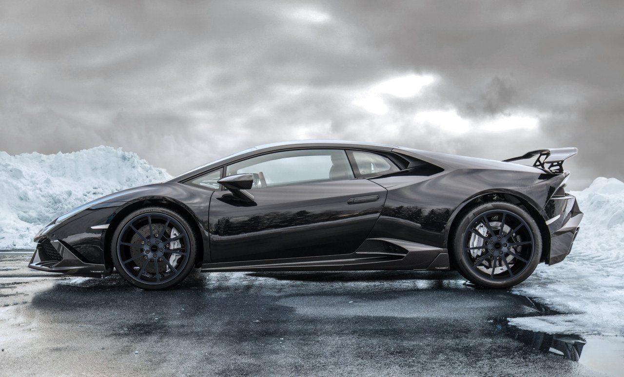 Mansory Lamborghini Huracán