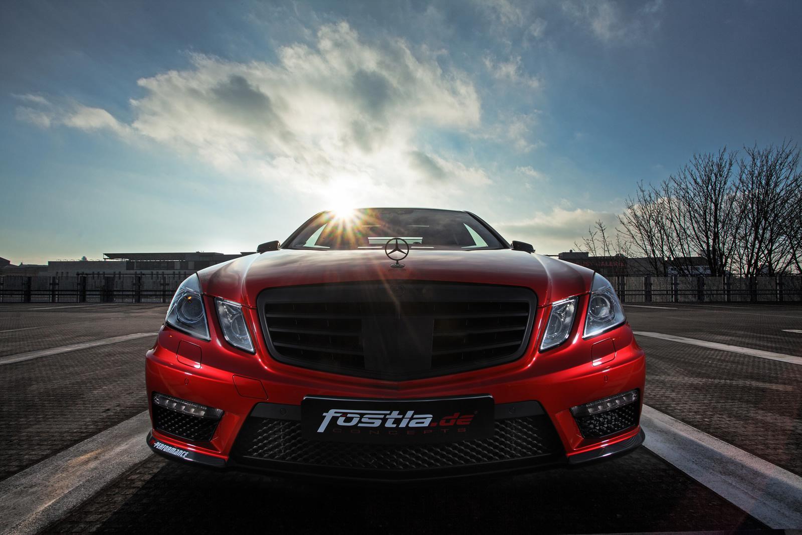 PP-Performance Mercedes-Benz E63 AMG