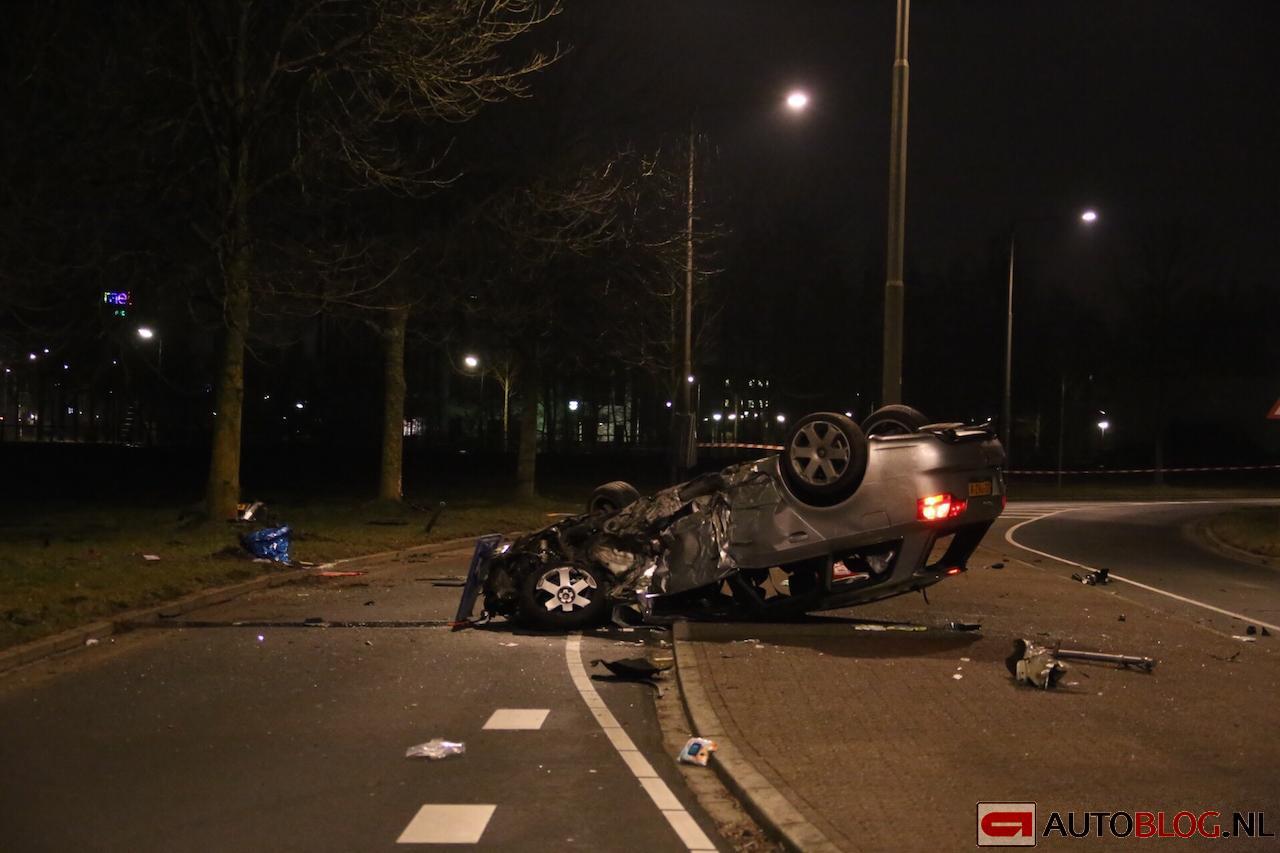 Audi S4 Plofkraak