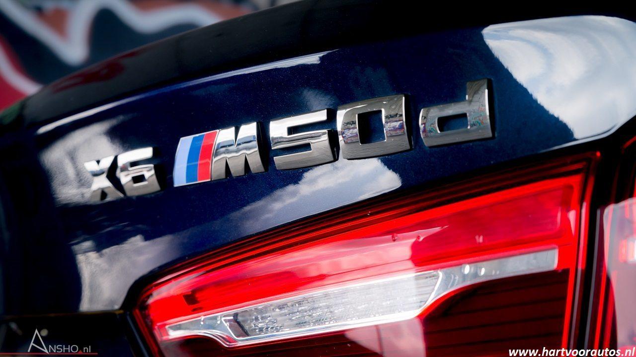 BMW X6 M50D - www.hartvoorautos.nl