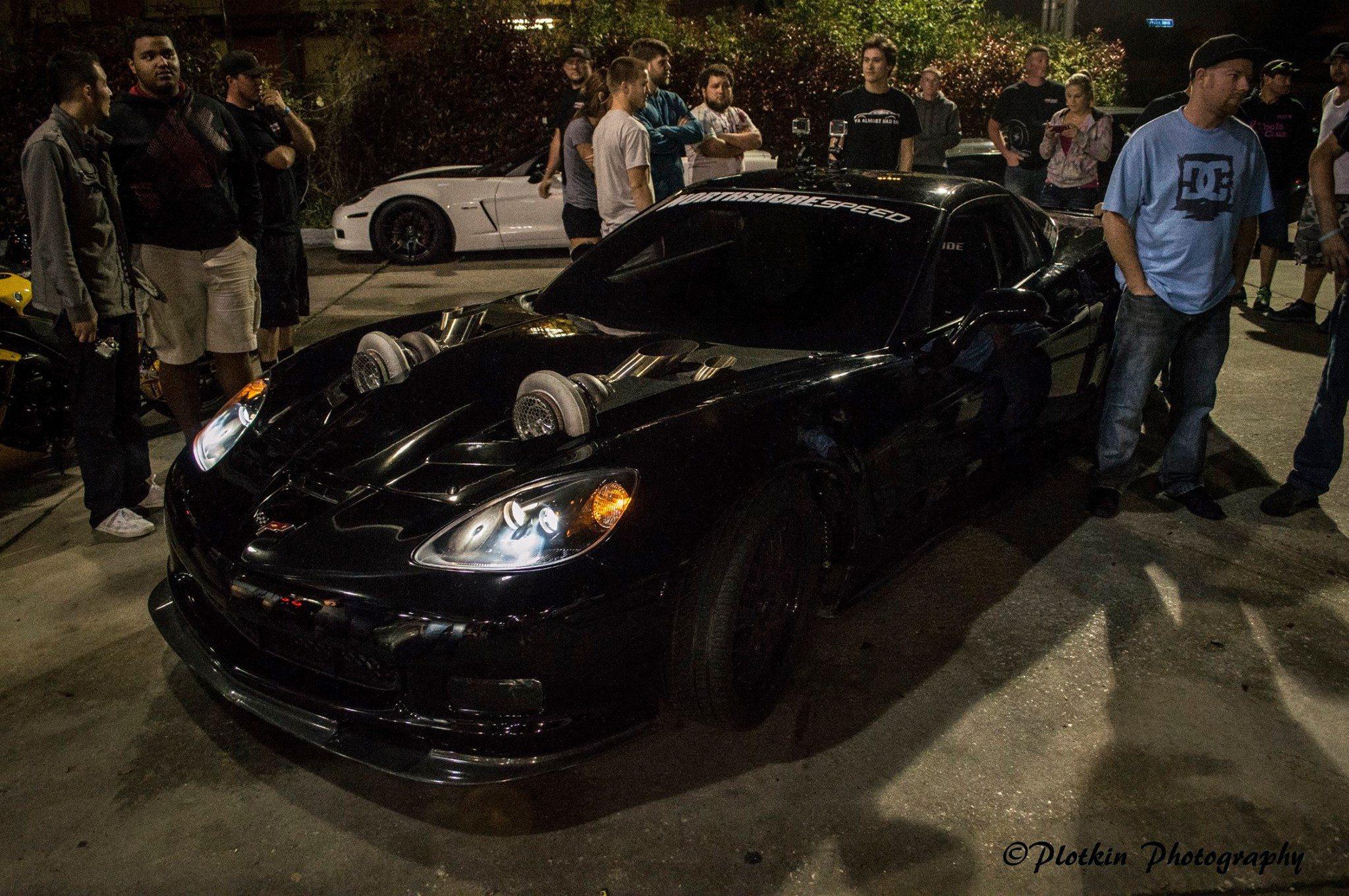 D3 Performance Engineering Corvette