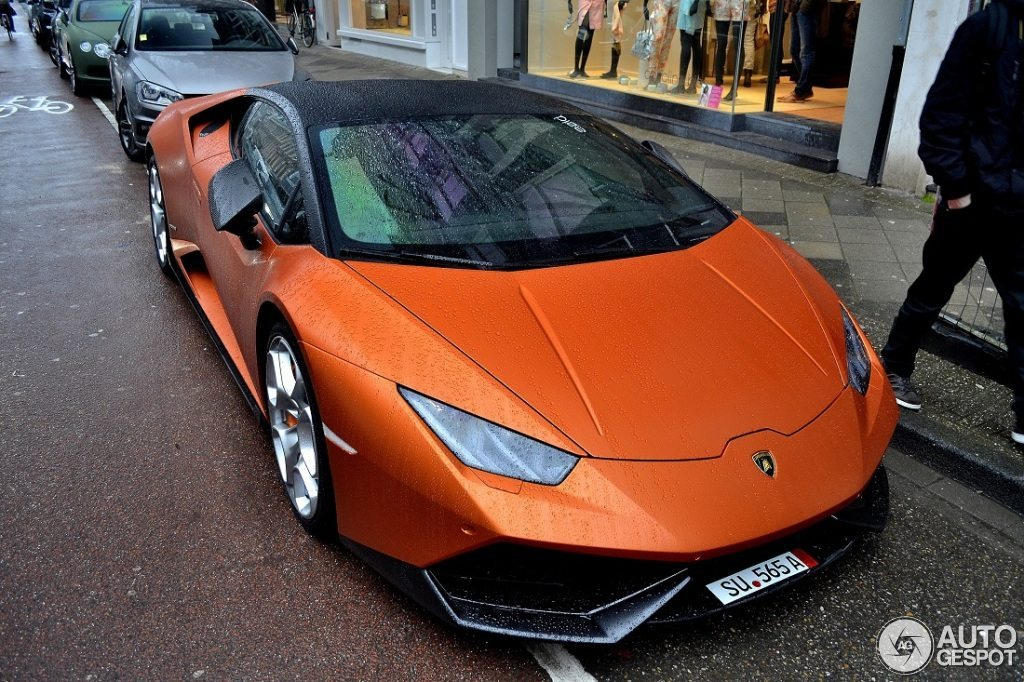 Lamborghini Huracan Eljero Elia
