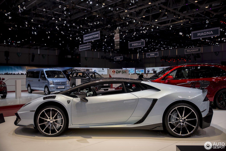 Mansory Lamborghini Huracán Trofeo