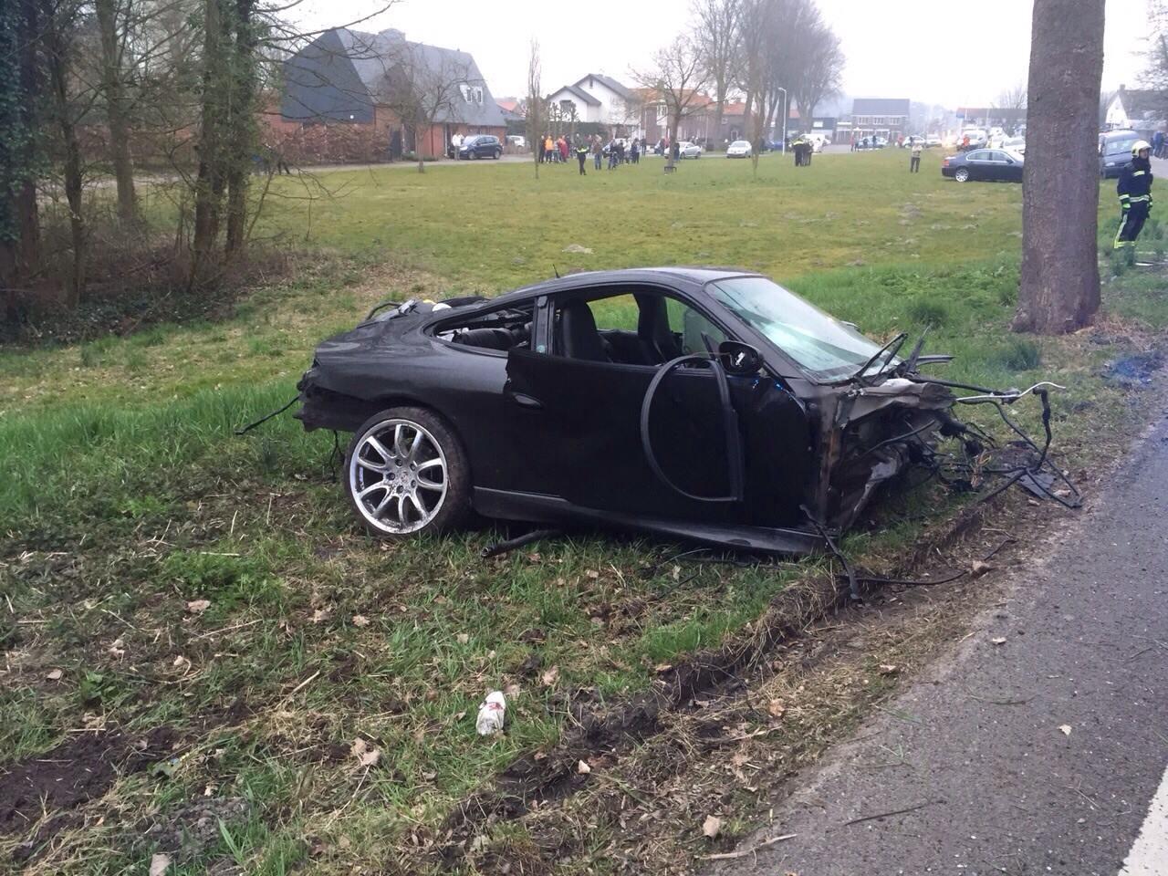 Porsche Ongeluk Philippine