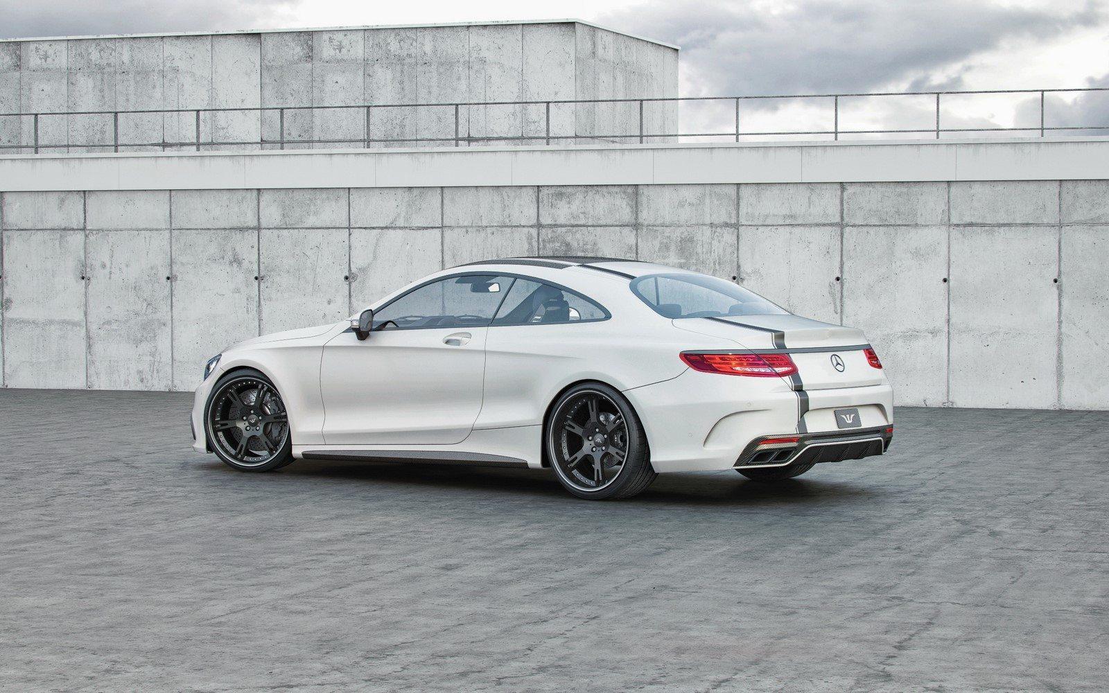 Wheelsandmore Mercedes-Benz S63 AMG Coupé