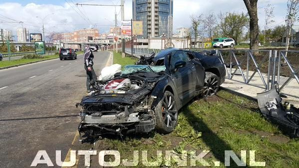 Andrey Yeshchenko Nissan GT-R