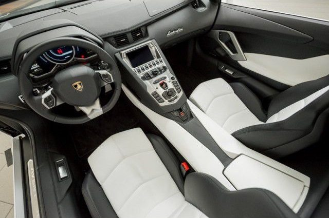 DJ Afrojack Lamborghini Aventador Roadster