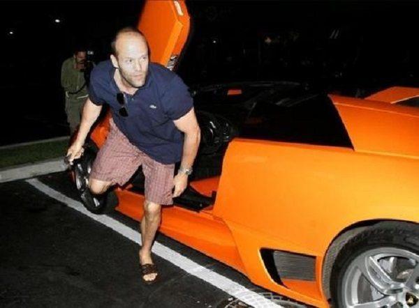 Jason Statham Car  Collection