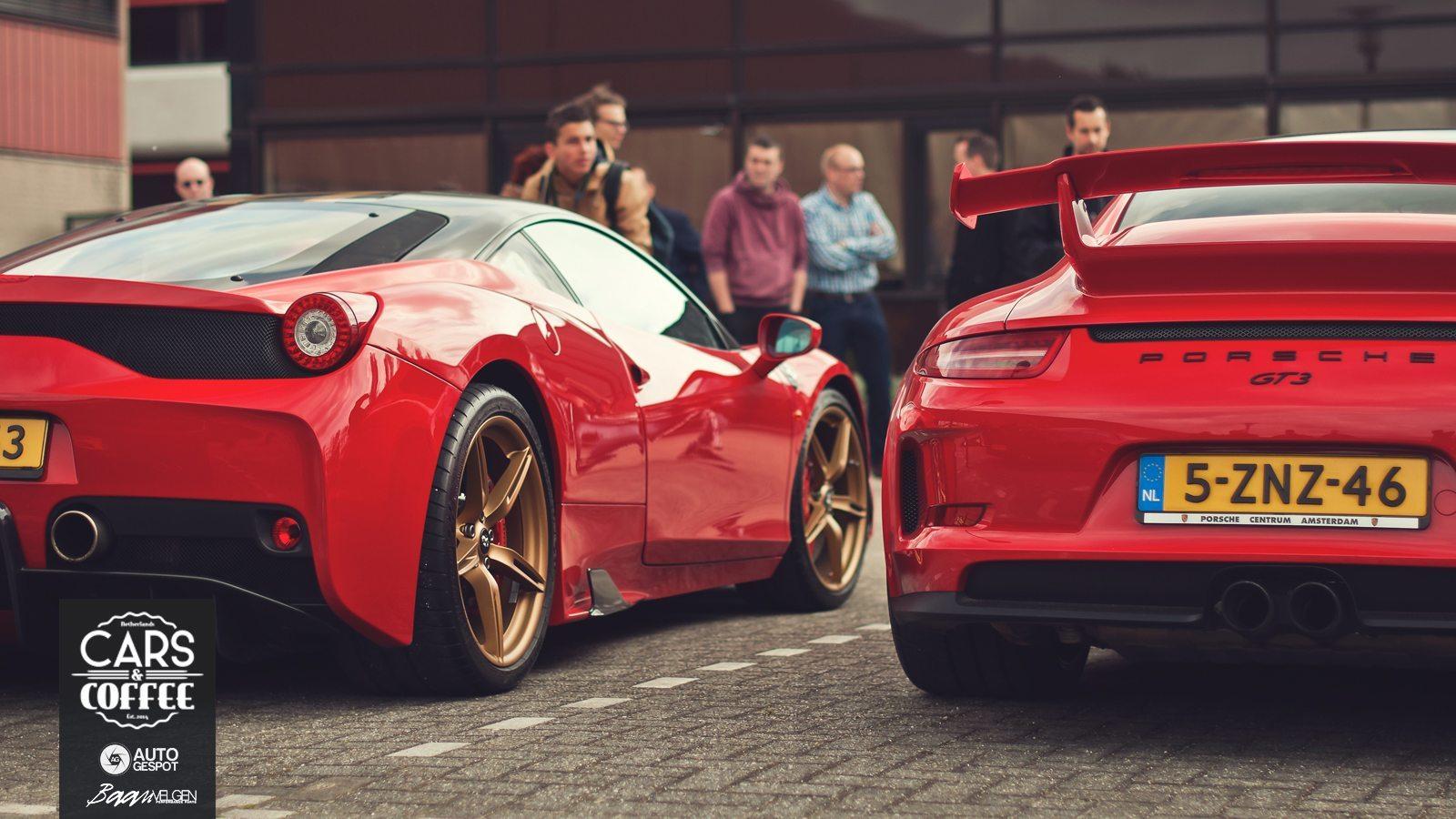 Cars & Coffee Dordrecht