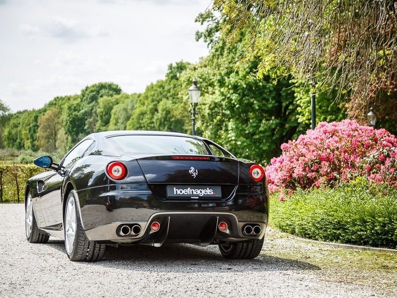 Ferrari 599 GTB Fiorano Manual