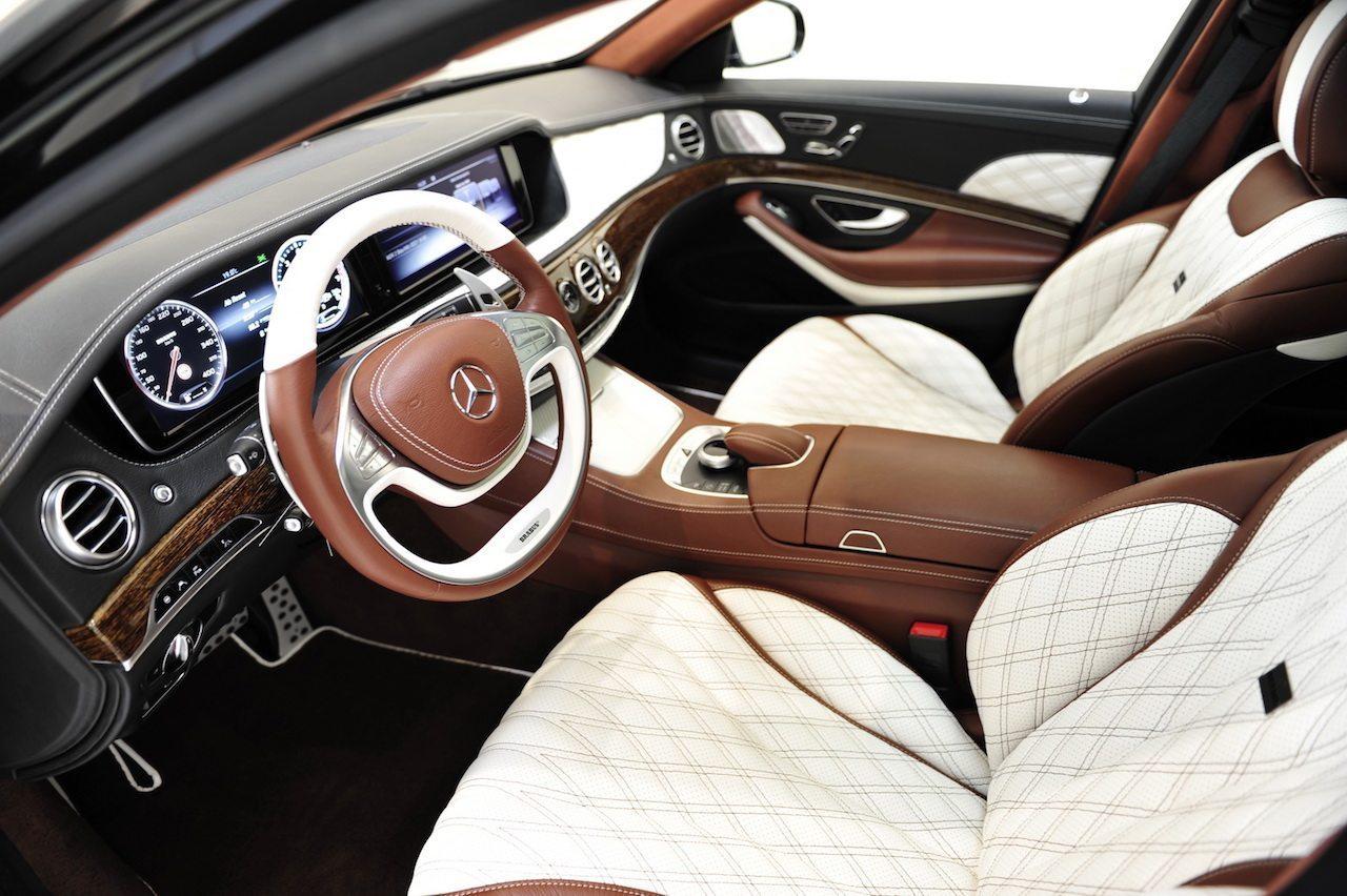 BRABUS Mercedes-Maybach S600
