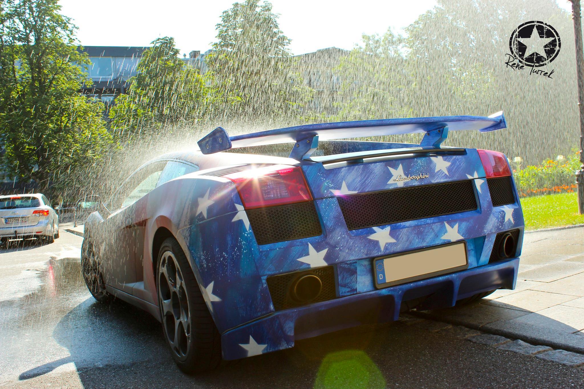 Lamborghini Gallardo Avengers