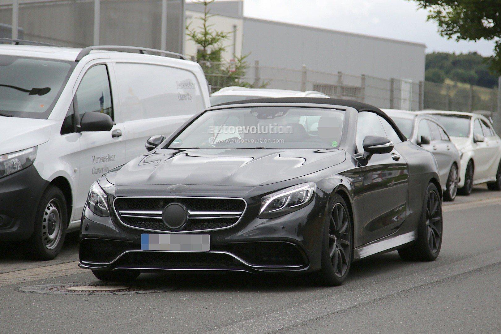 Mercedes-AMG S63 Cabriolet