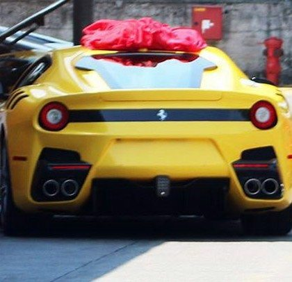 Ferrari F12 Versione Speciale