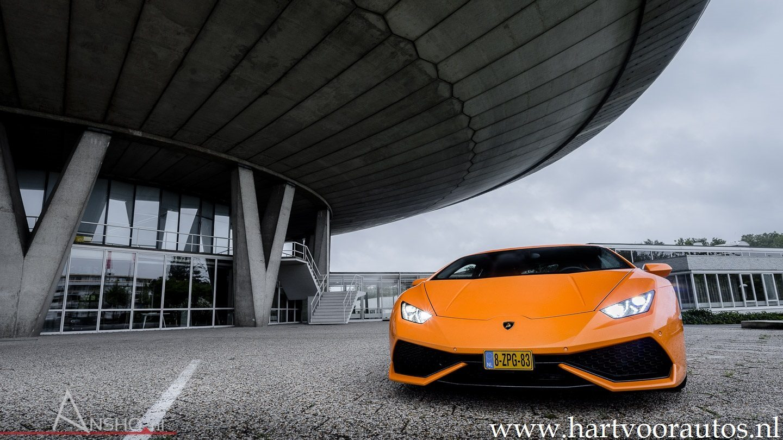 Lamborghini Huracán LP 610-4 - www.hartvoorautos.nl