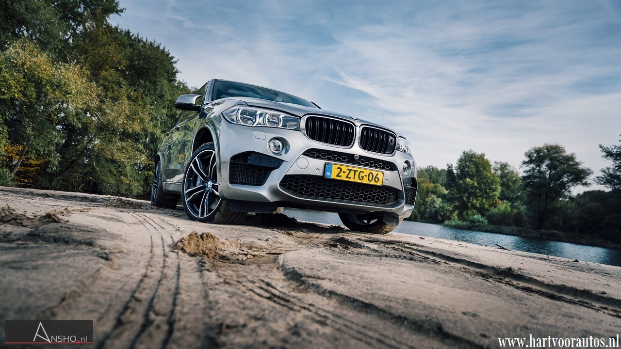 BMW X5 M F85 - Hartvoorautos.nl