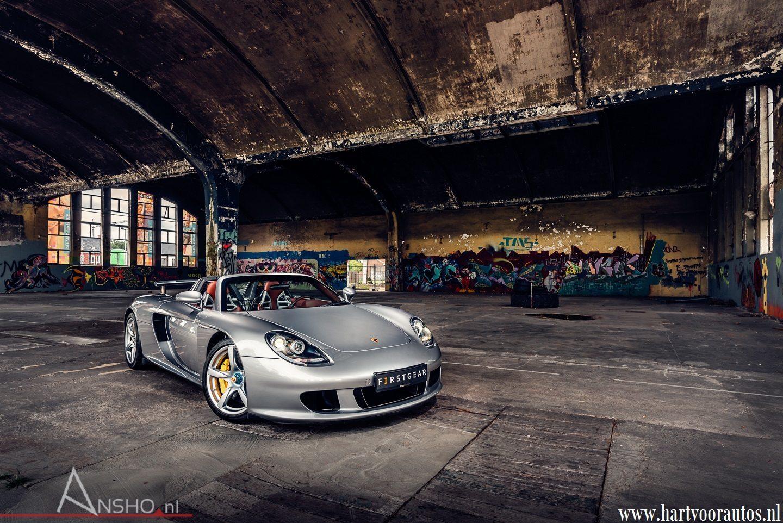 Porsche Carrera GT - Hartvoorautos.nl