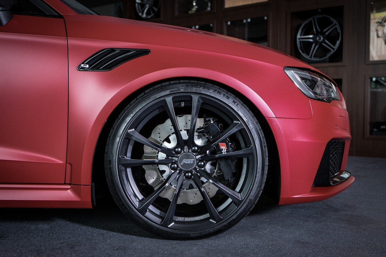 ABT Audi RS3 - Hartvoorautos.nl