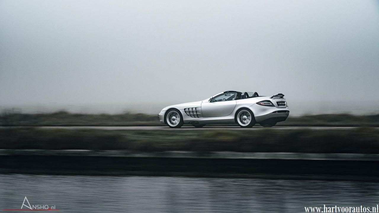 Mercedes-Benz SLR McLaren Roadster - Hartvoorautos.nl