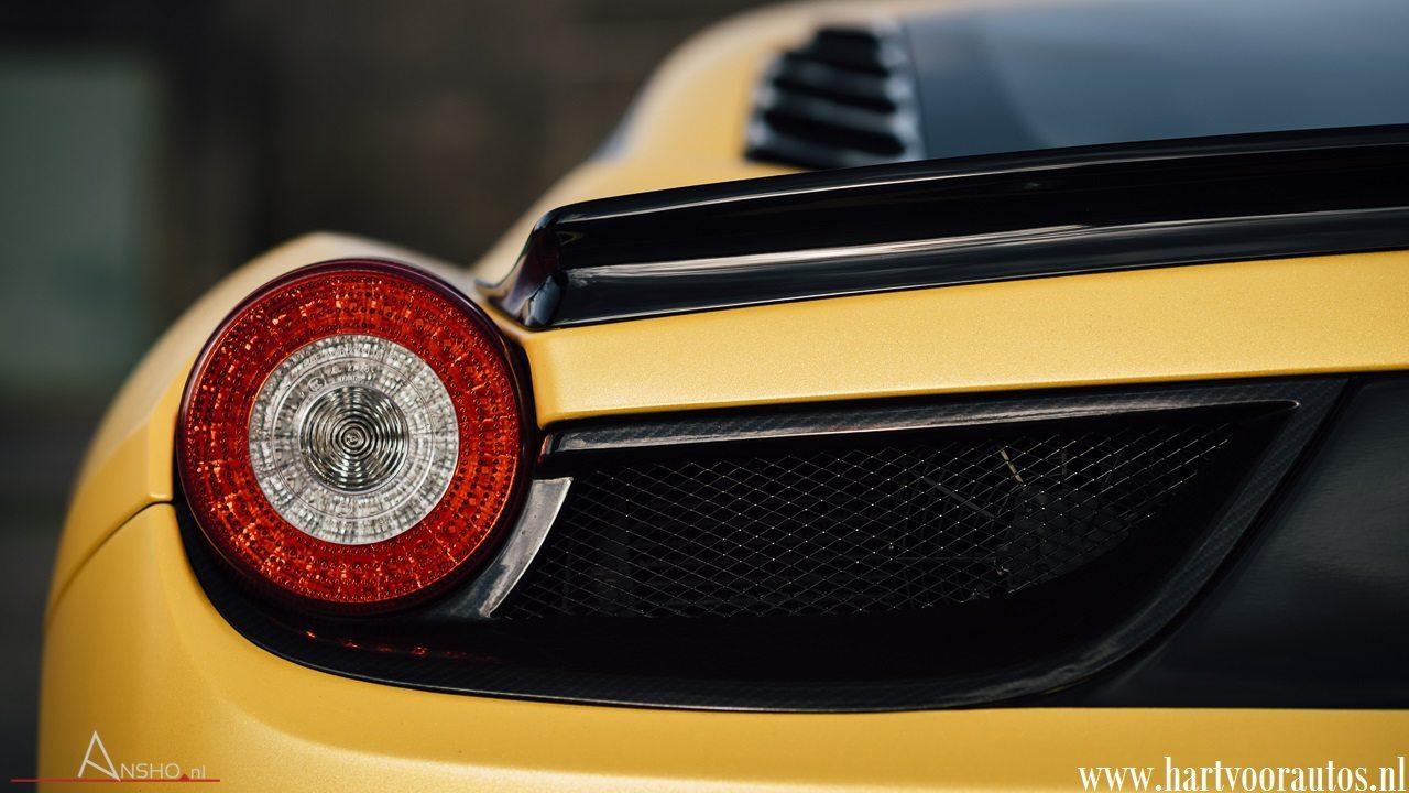 Ferrari 458 Italia Prior-Design - Hartvoorautos.nl