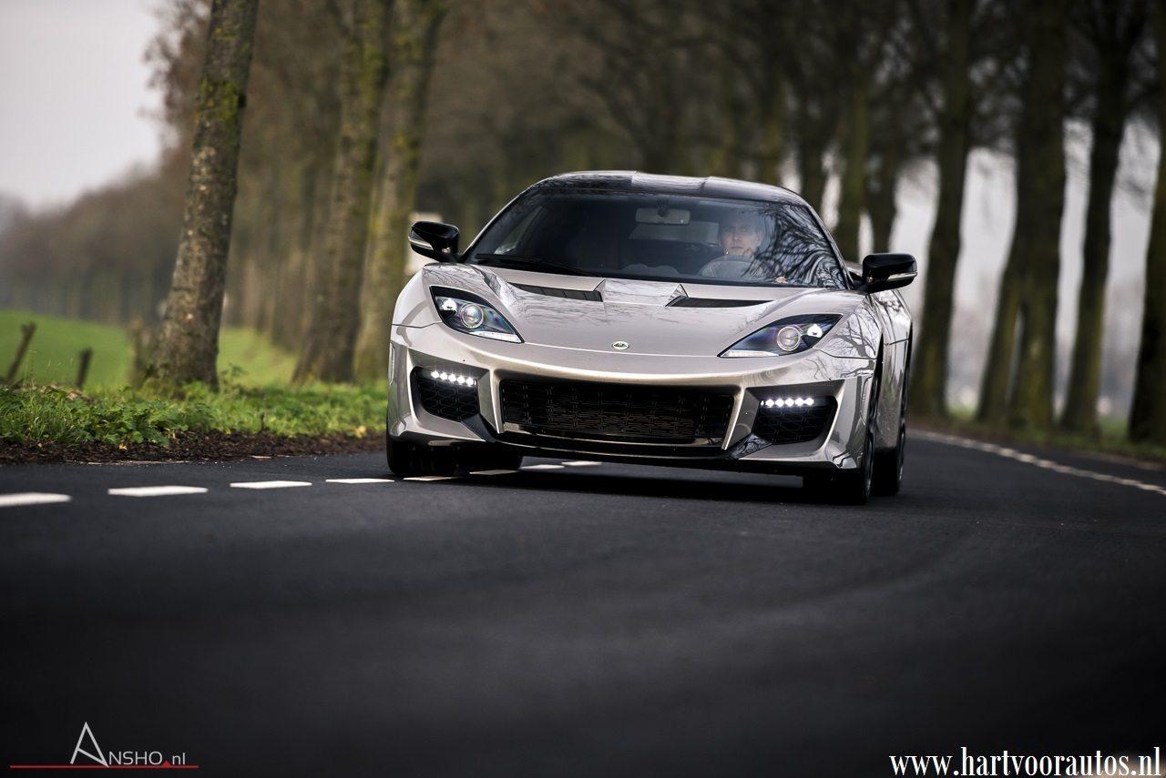 Lotus Evora 400 - Hartvoorautos.nl