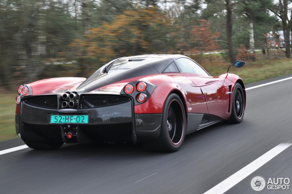 Pagani Huayra Nederland - Hartvoorautos.nl