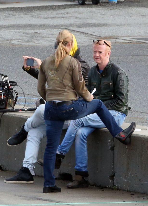 Chris Evans wagenziek - Hartvoorautos.nl